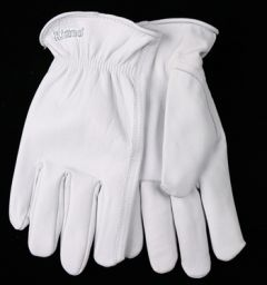 Inexpensive, Tough, Useful Leather Gloves: Just One of Many Styles at www.gloves-online.com