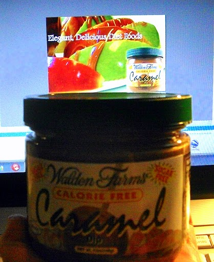 Elegant Survival Discovery: Calorie-Free Caramel Dip from Walden Farms