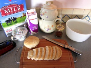 Making Cinnamon Toast Finnish-Style