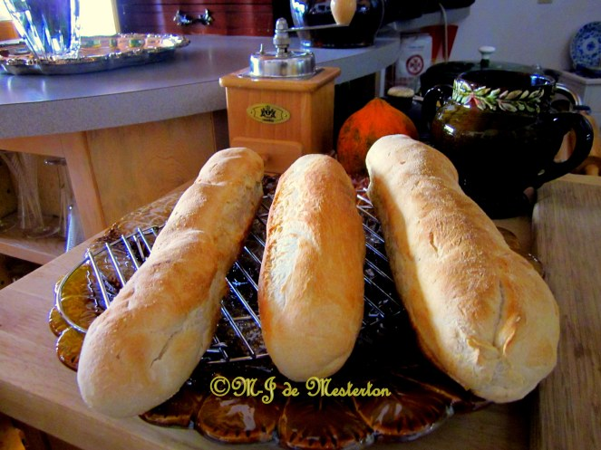 Home-Made French Bread