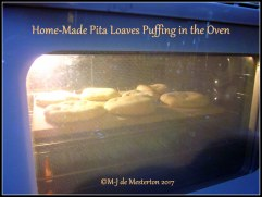 Home-Made_Pita_Loaves_Oven_Elegant_Cook_M-J_de_M