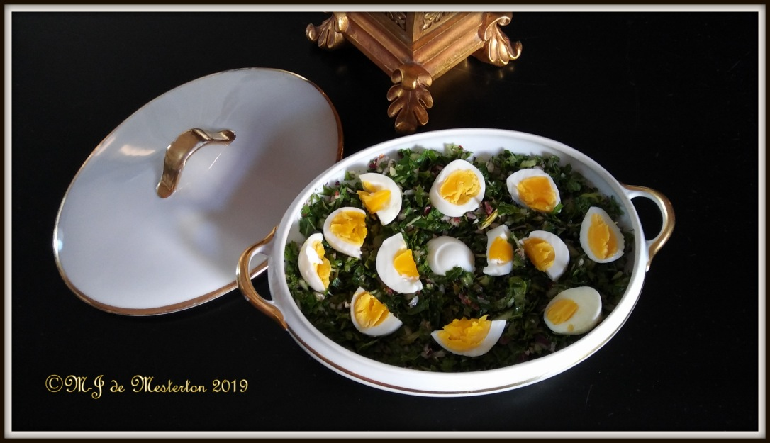 Rocket_Spinach_Kale_Salad_with_Eggs_The_Elegant_Cook